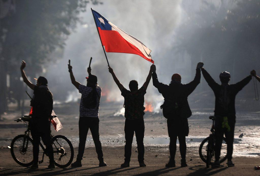 Chile: reporte de una insurrección