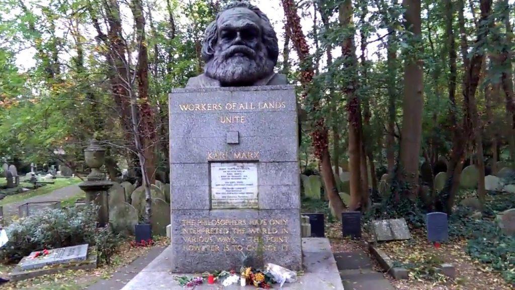 """Karl Marx: """"yo no soy marxista"""""""