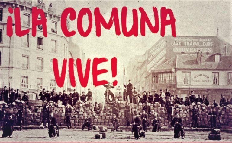 Seminario ¡La Comuna Vive! / 26 de marzo / Jérôme Baschet - Azize Aslan