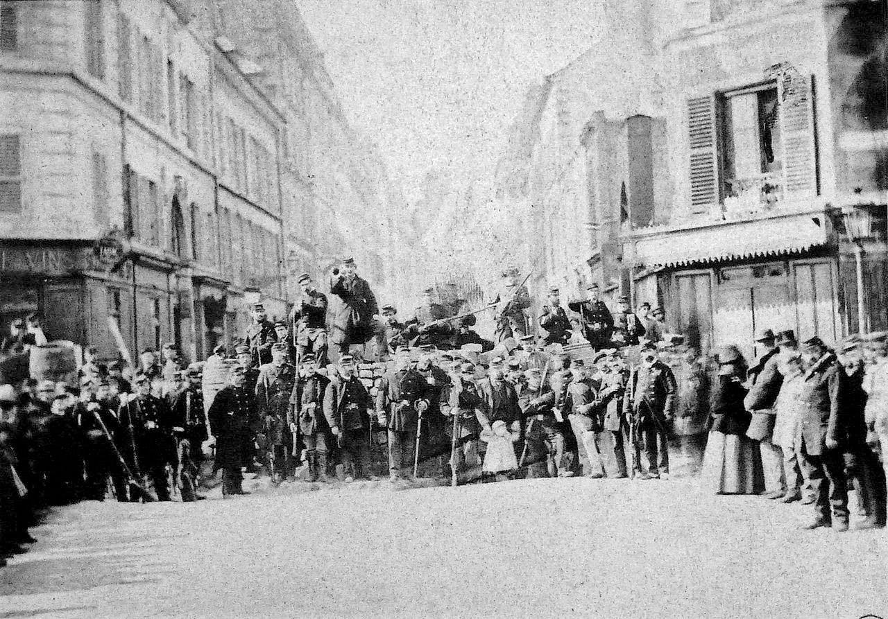 Entrevista a Toni Negri sobre la Comuna de Paris