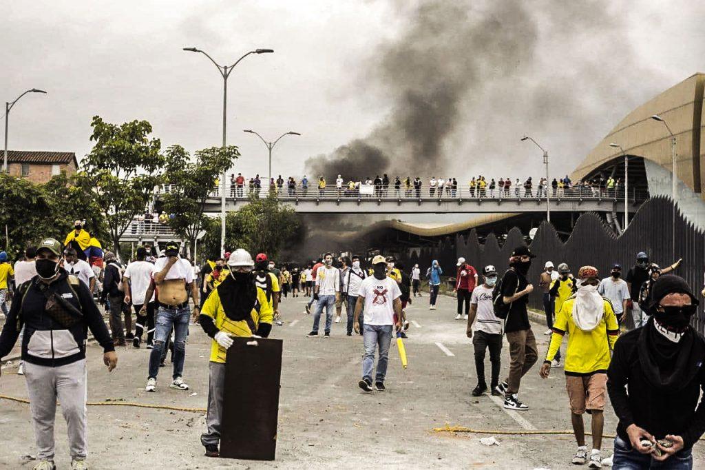 Colombia: la revuelta sin líderes