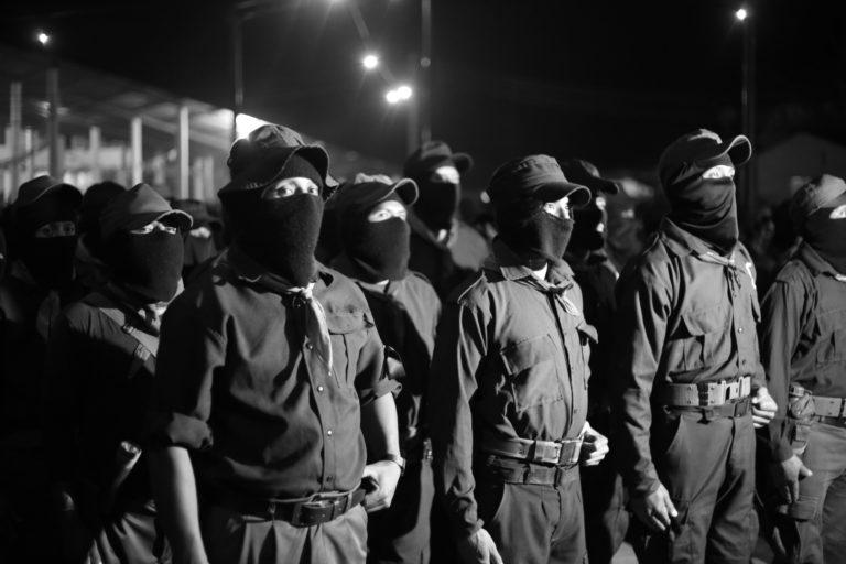 Chiapas al borde de una guerra civil