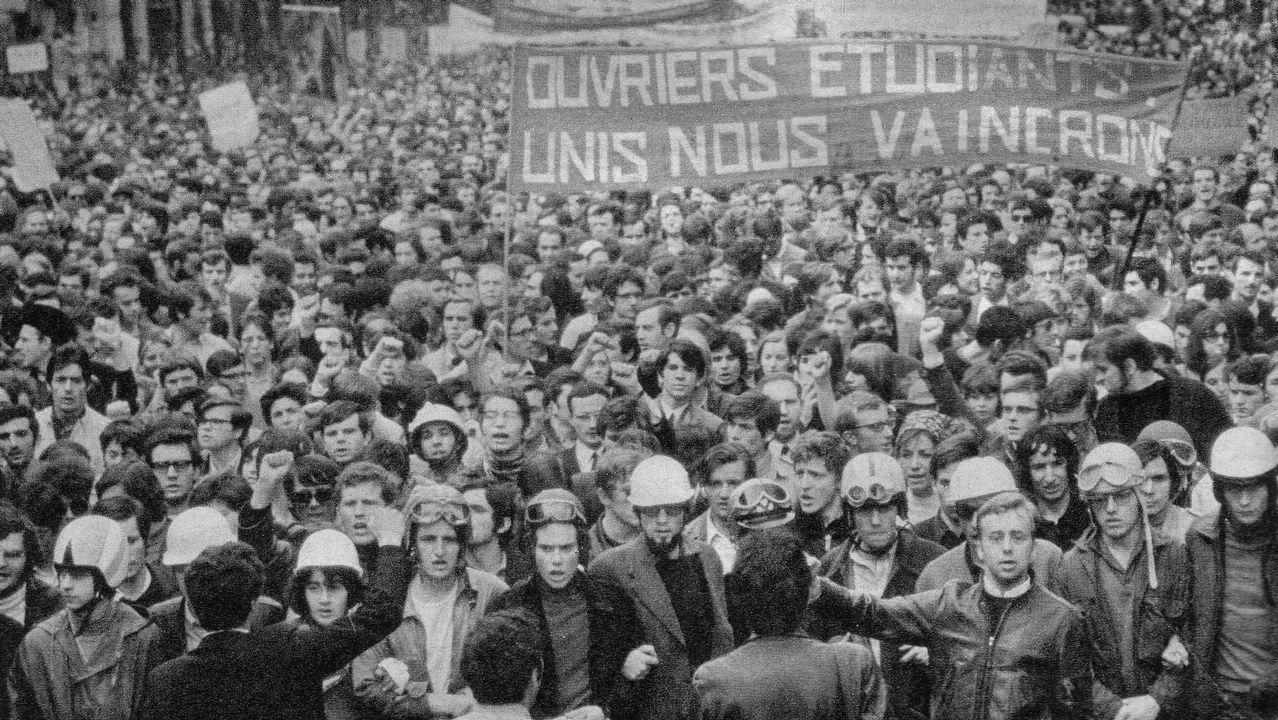 Mayo del 68 y sus vidas posteriores