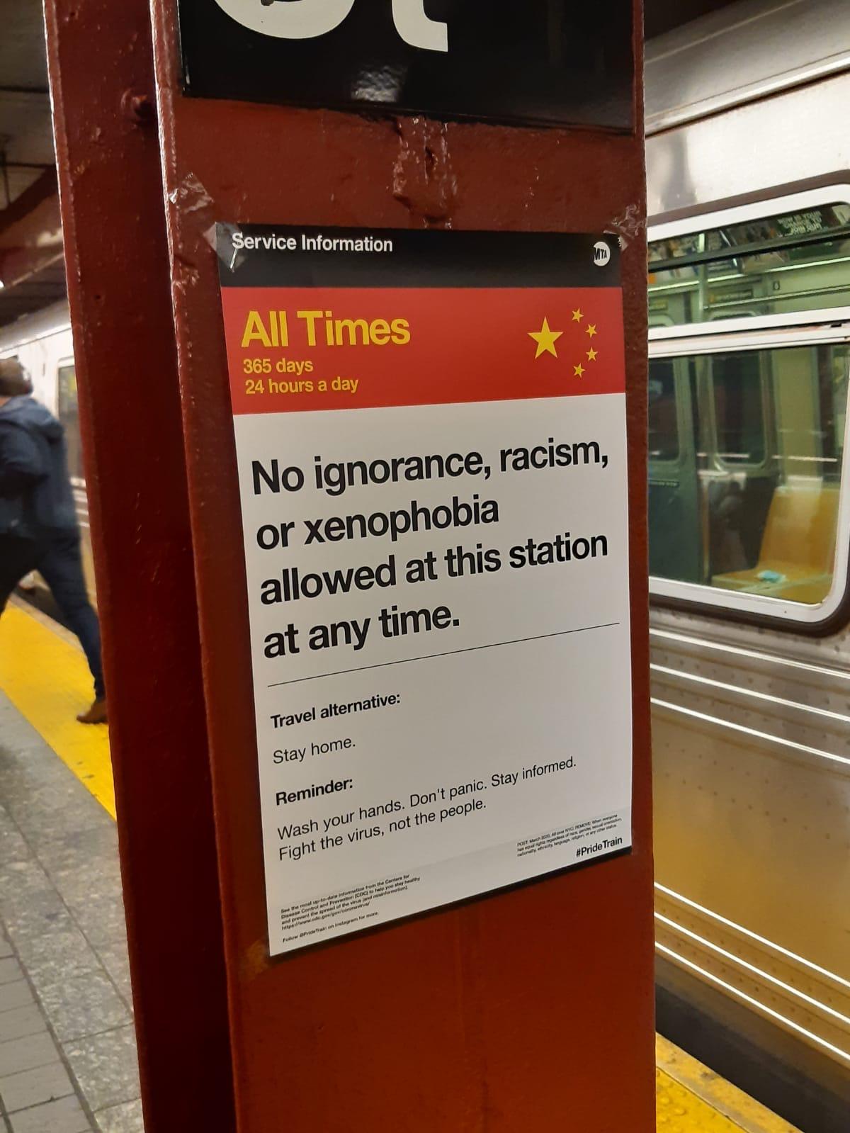 Nueva York: Crónica del coronavirus anunciado