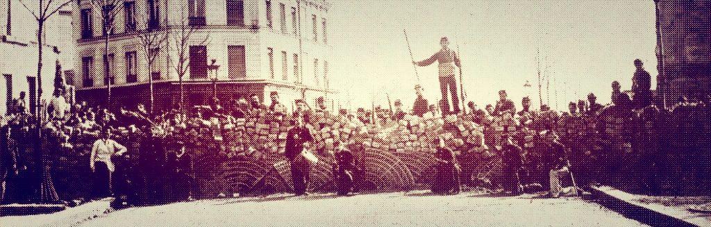 Ideologías y tendencias en la Comuna de París