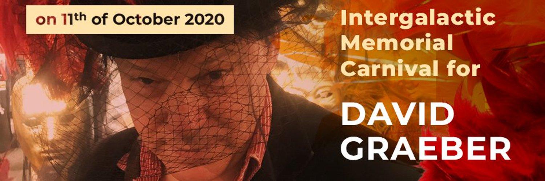 Carnaval Intergaláctico por David Graeber en la Argentina