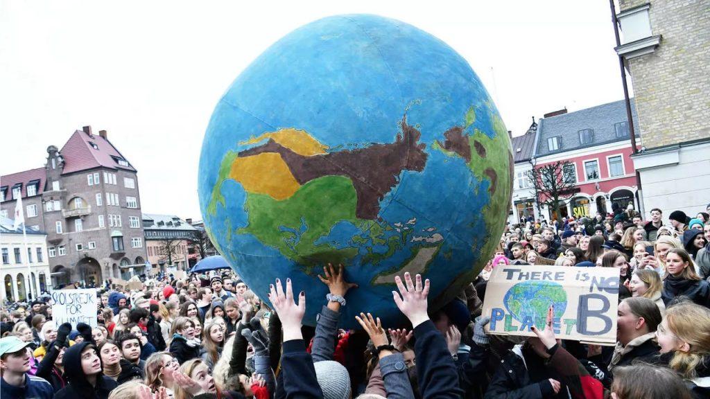 Debates sobre el cambio climático
