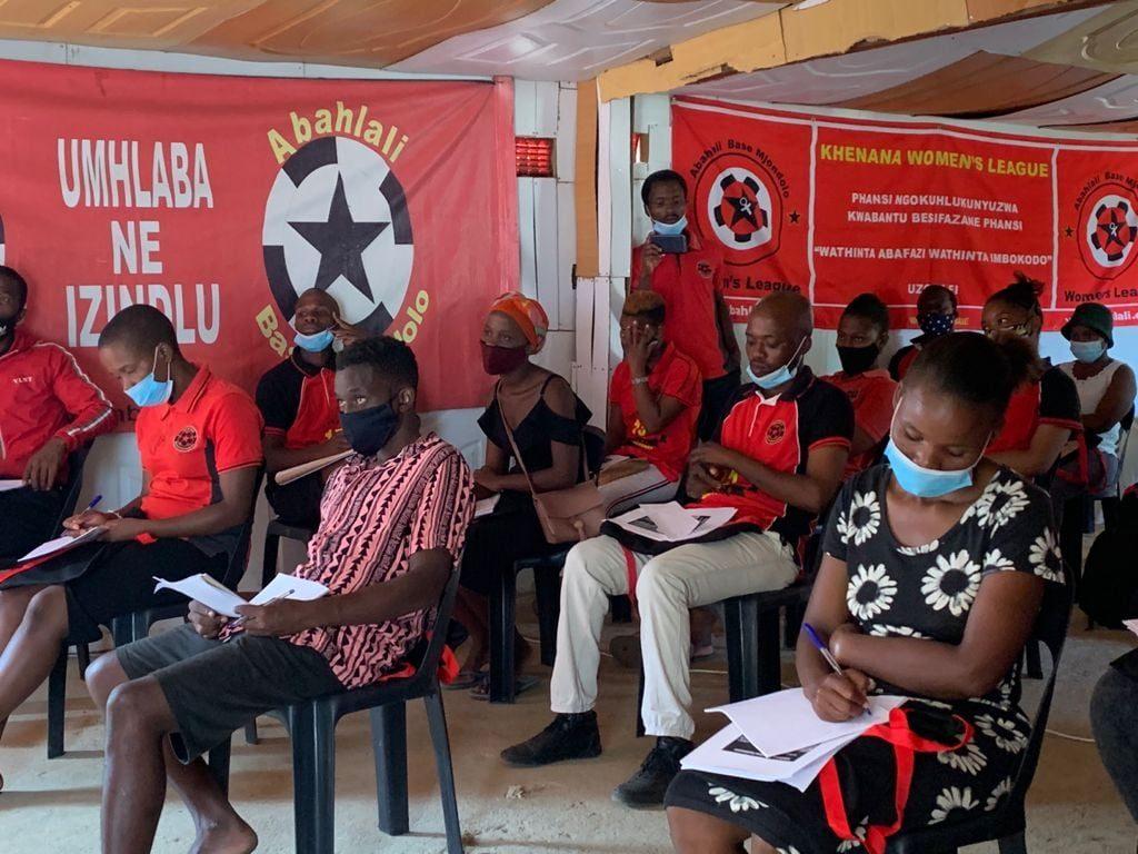 Sudáfrica: Lectura colectiva del Manifiesto comunista (II)