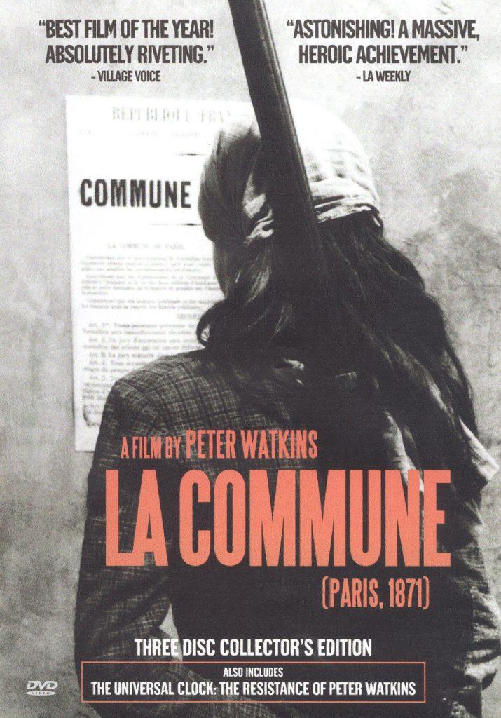 Peter Watkins: La Comuna (París, 1871)