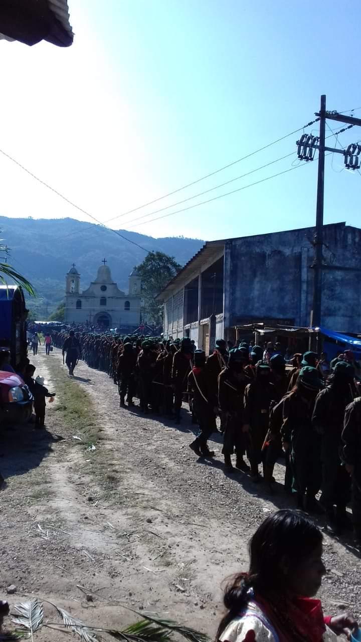 Chiapas: los zapatistas inauguran nuevos Caracoles