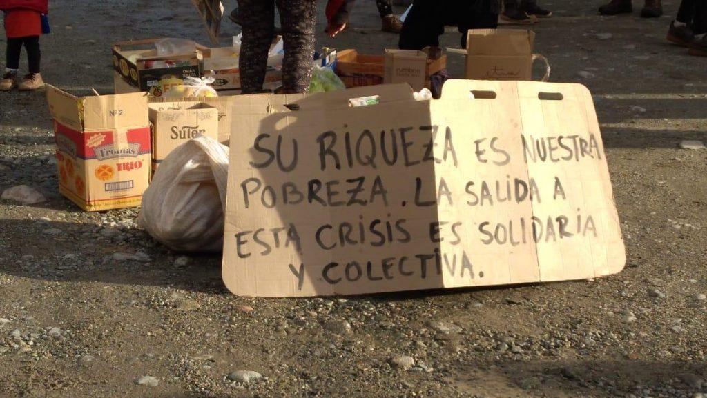 Desobediencias: En la Patagonia argentina