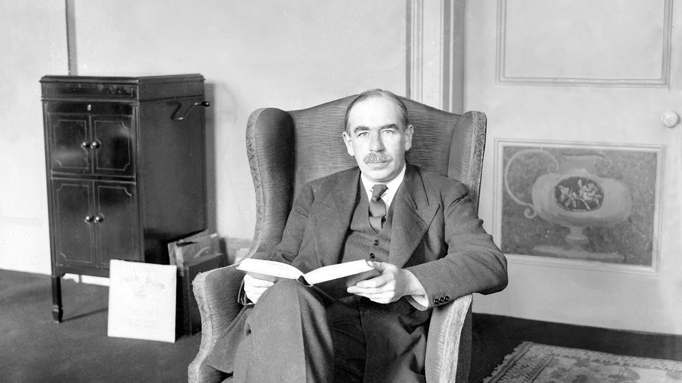 Surgimiento y caída del keynesianismo