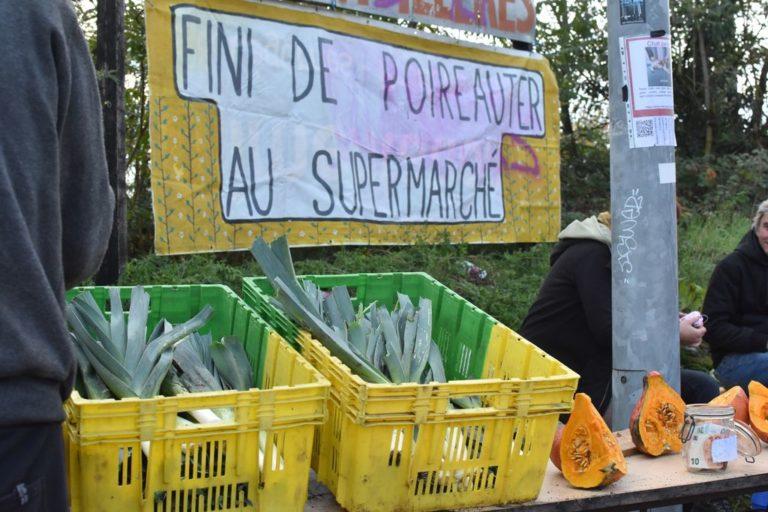 Invitación a venir a descubrir el Barrio Libre de Lentillères