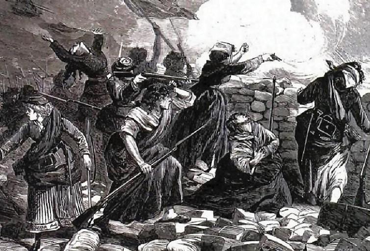 Actualización: Conversatorio sobre la Comuna de París en su 150 aniversario
