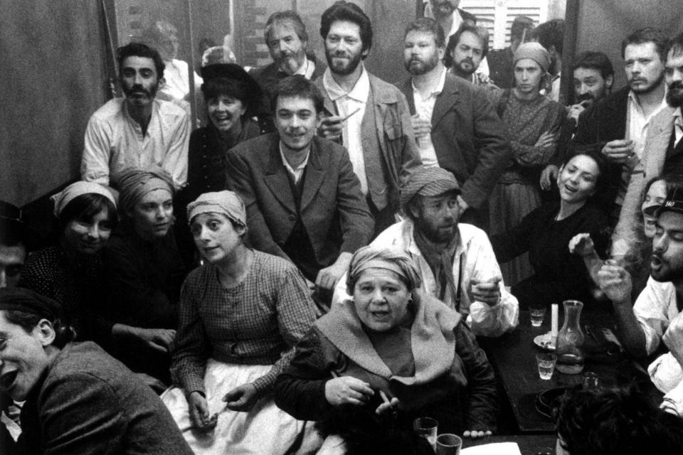 El arte y los artistas en la Comuna de París