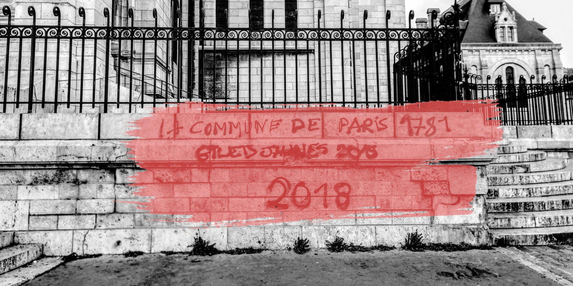 De los pañuelos rojos a los chalecos amarillos: la tradición comunalista
