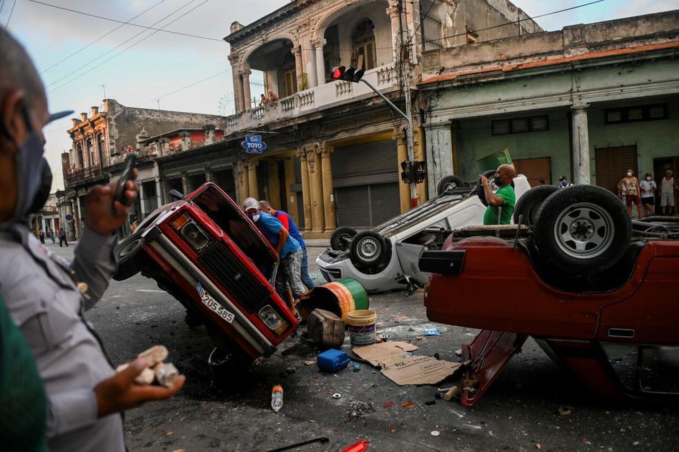 Cuba: sobre las protestas del 11 de Julio (II)