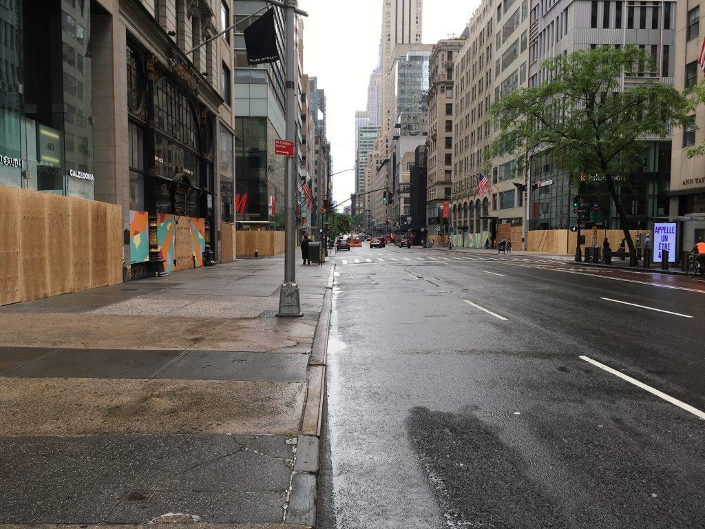 Nueva York, del coronavirus a la revuelta social - Parte 2
