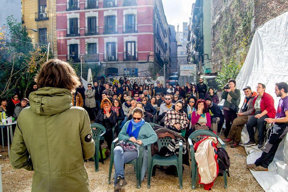 Red de Espacios de Madrid Autogestionados