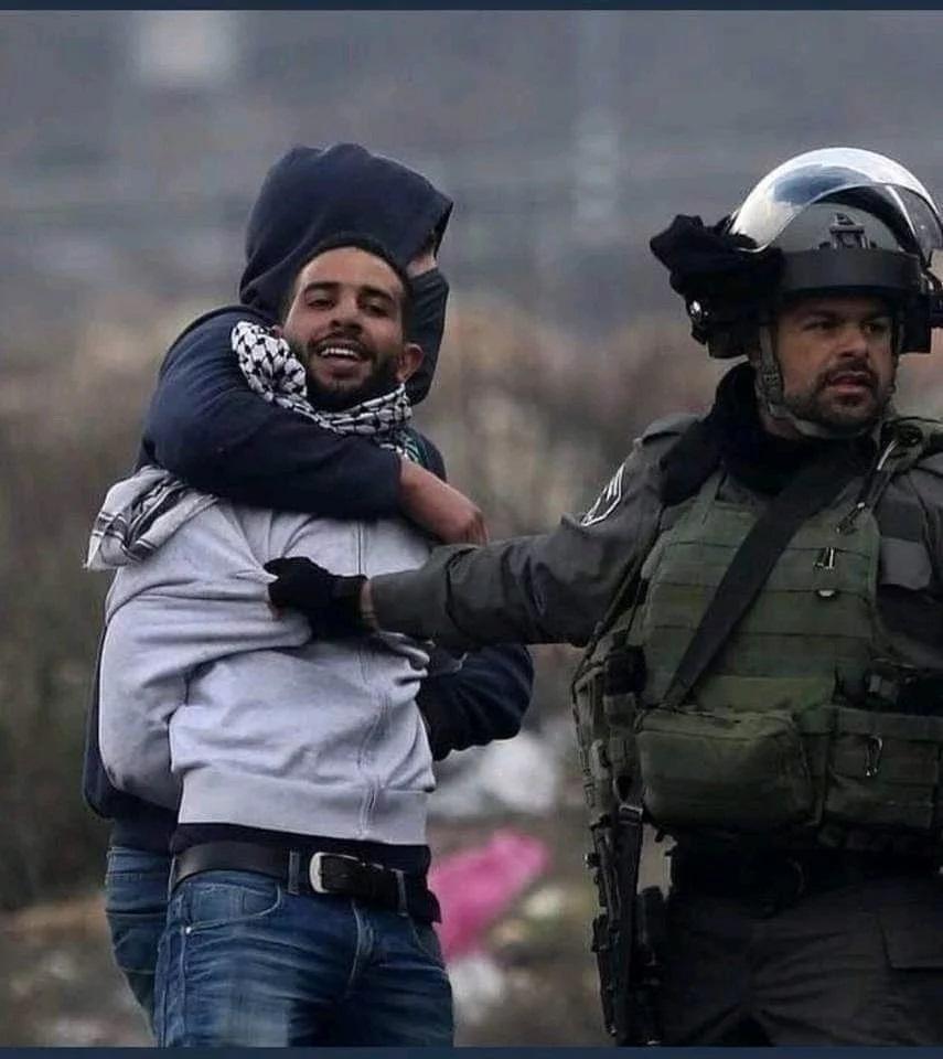 Sonreír como acto de resistencia en la Palestina ocupada
