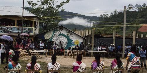 Zapatismo y filosofía Tseltal: Ch'ulel y sueño de un otro devenir