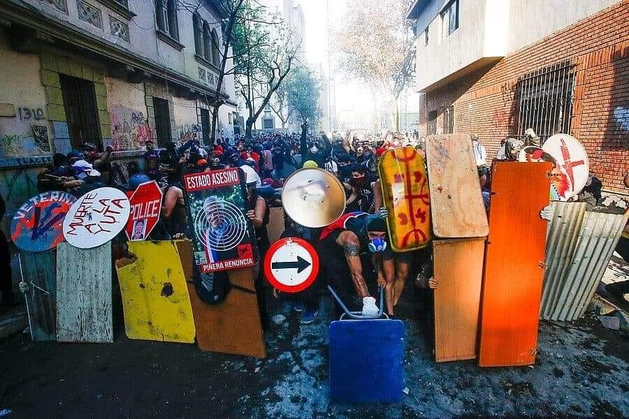 Chile: diálogo con Raoul Vaneigem