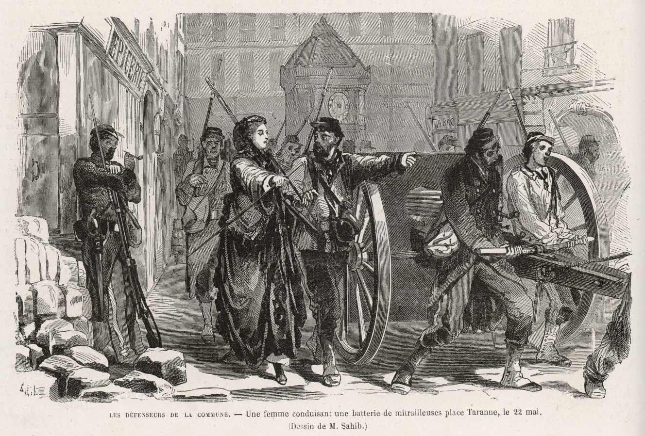 Comuna(s), 1870-1871: Una travesía de los mundos del siglo XIX