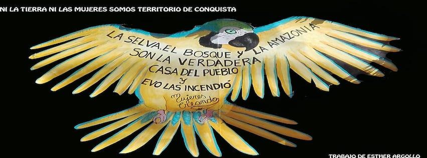 Bolivia Parlamento de las Mujeres