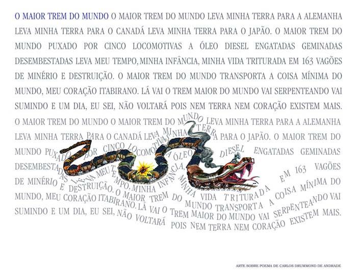 Drummond de Andrade: una piedra