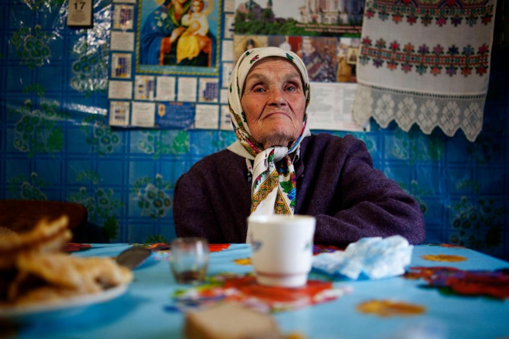 Mujeres en Chernóbil