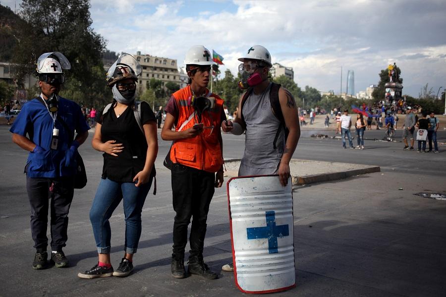 Chile: Mujeres en la Primera Línea