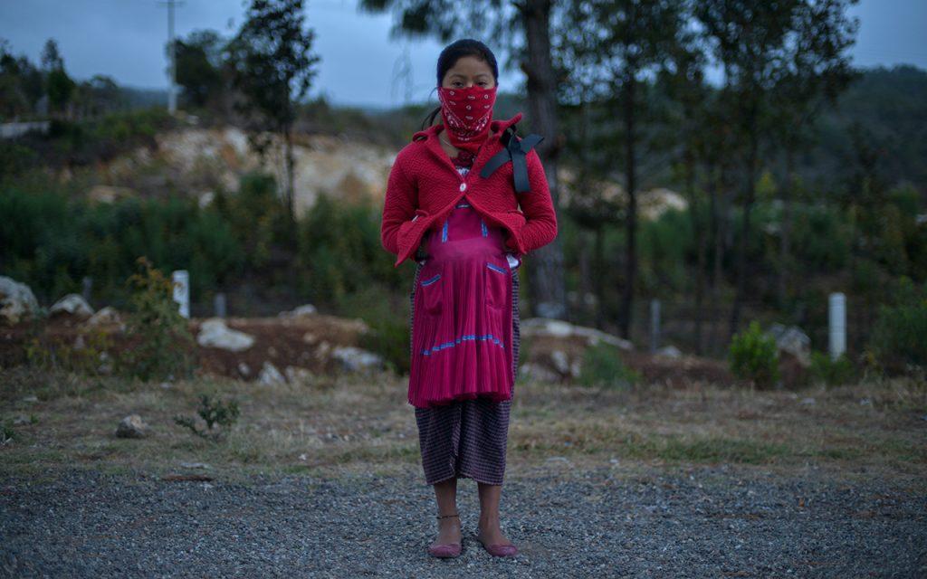 Así se cuidan del Covid-19 en territorio zapatista