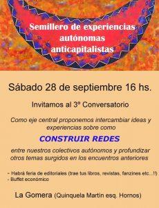 Encuentro autónomo anticapitalista