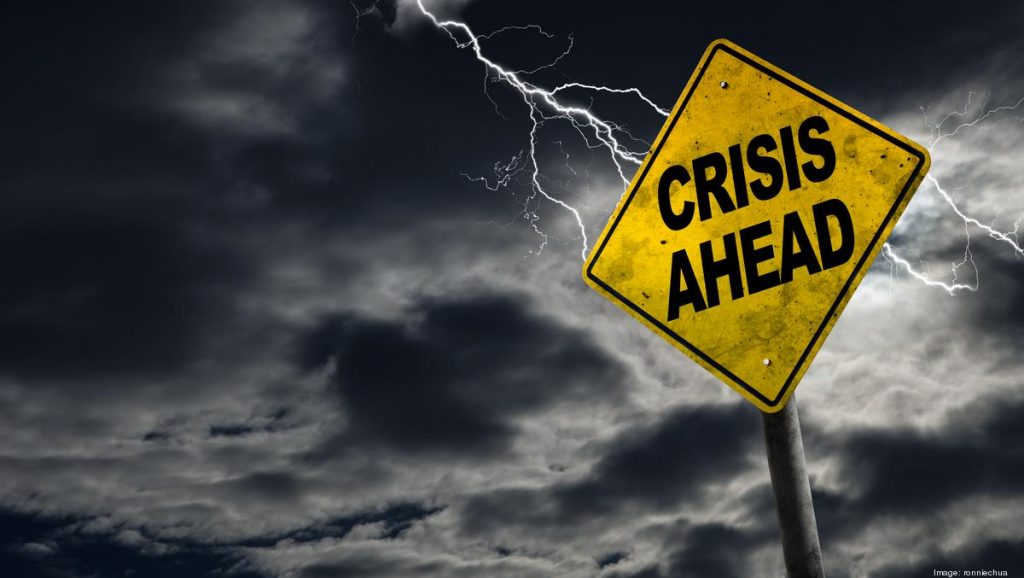 ¿Hay una crisis?