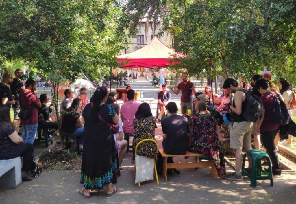 Las asambleas populares en el corazón del levantamiento chileno