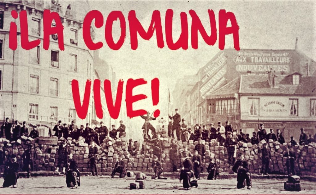 Jornadas ¡LA COMUNA VIVE!
