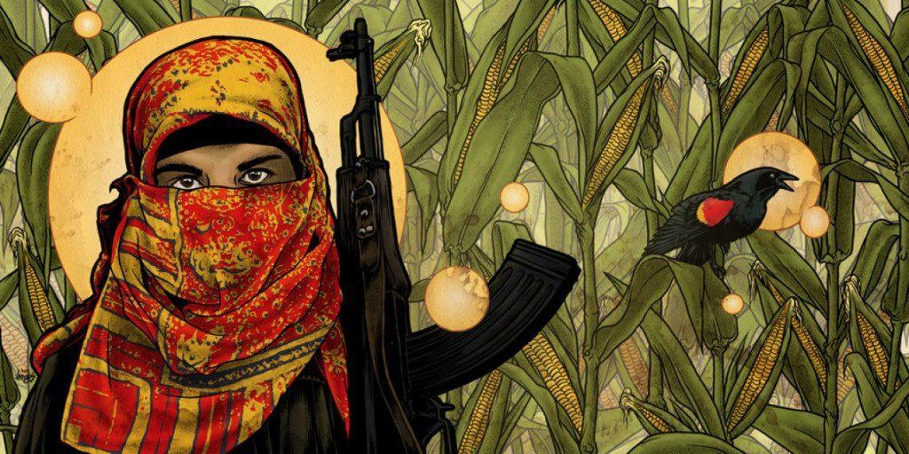 Rojava. La primera revolución del siglo XXI.