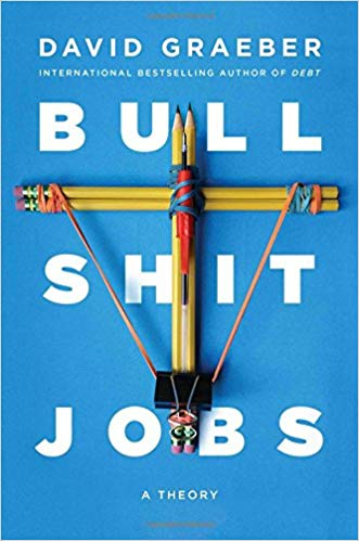 La estupidez laboral, según David Graeber