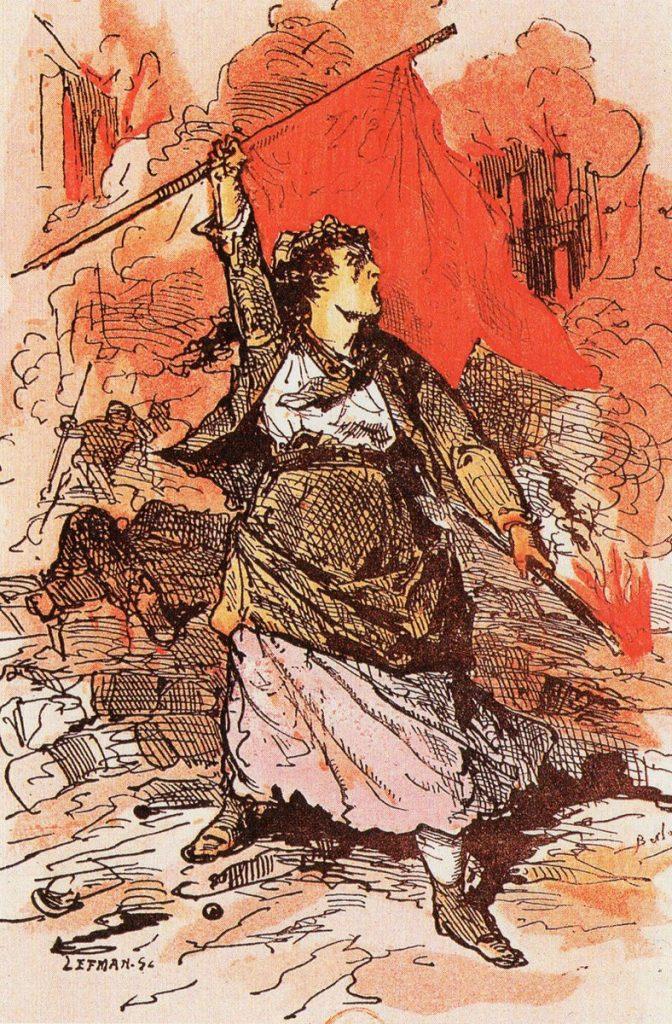 La Comuna de París y las mujeres revolucionarias
